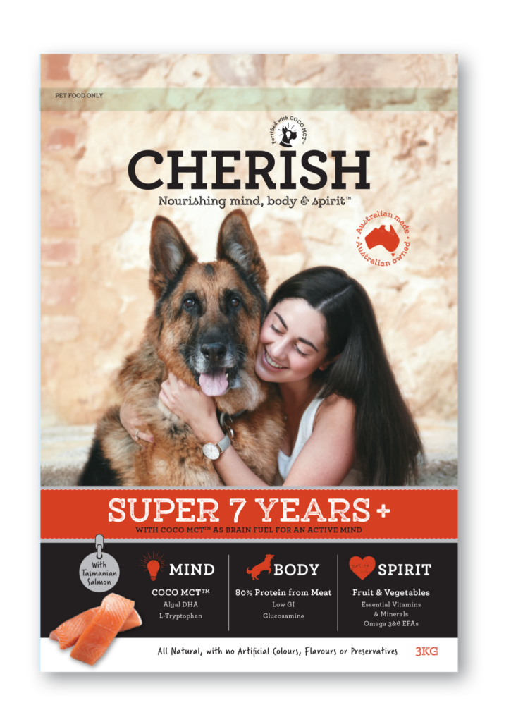 Cherish 3kg Super 7 Years